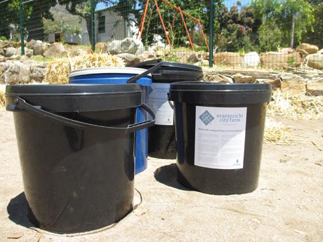Bokashi Buckets