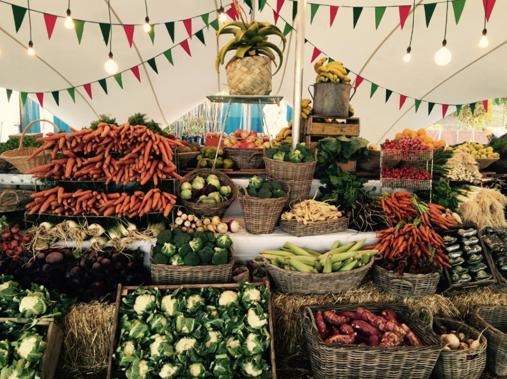Veg display GB 2015-06