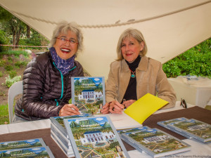 Authors Patricia Davison and Adrienne Folb
