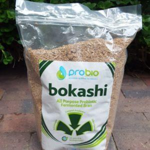 Bokashi bran 1kg bag