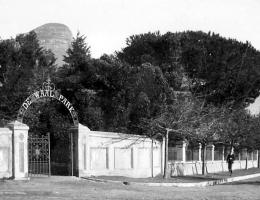 De Waal park 1900