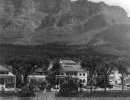 Oranjezicht Reservour 1950s
